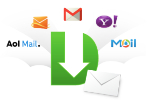 backup gmail, yahoomail, aol, live