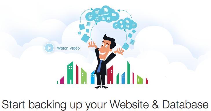 Website Backup - Cloud Backups for Websites & Databases