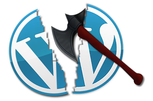 Wordpress is vulnerable